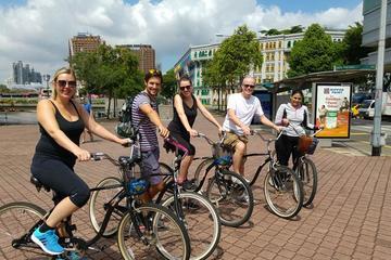 シンガポールでレンタサイクル