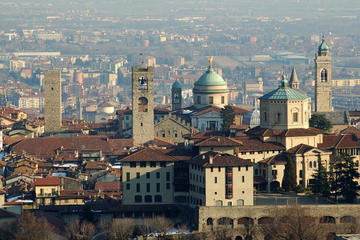 Bergamo Half-Day Tour from Milan