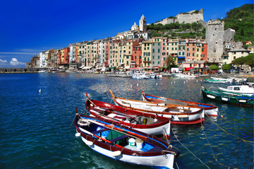 Dagstur till Cinque Terre från Milano