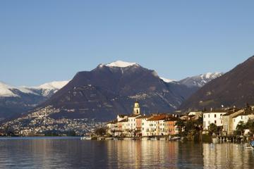 Excursion d'une journée à Lugano au départ de Milan