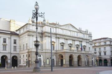 La Scala-teateret og museumstur i Milano