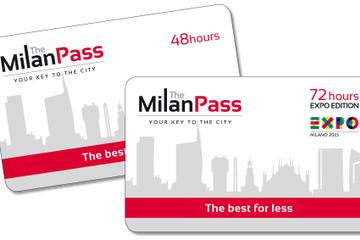 Milán Pass con terrazas del Duomo y La Scala