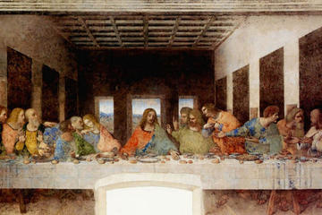 Milan Half-Day Sightseeing Tour with da Vinci's 'The Last Supper