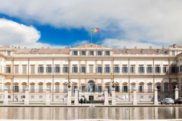 Royal Villa of Monza, the Italian Versailles, half day tour from Milan