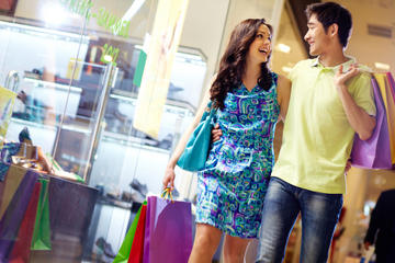 Shoppingtrip naar de outlets van Foxtown