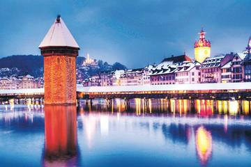Swiss Christmas Markets Day Trip from...