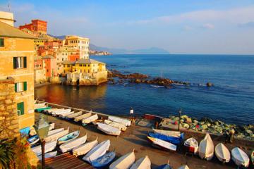 Tagesausflug nach Genua und Portofino ab Mailand