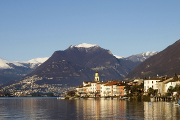 Tagesausflug von Mailand nach Lugano