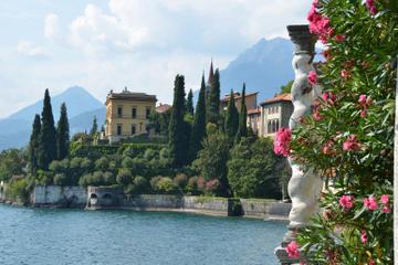 Viagem de um dia pelo Lago de Como...