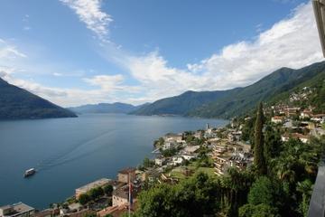 Viagem de um dia pelo Lago Maggiore...