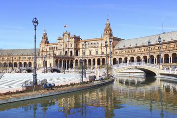 Sevilla - Tagesausflug von der Algarve aus