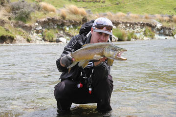 Guided Fly Fishing Trip from Queenstown