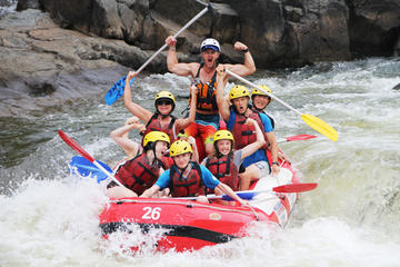 Barron Gorge National Park Half-Day White Water Rafting from Cairns...