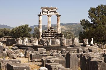 Acomodação noturna para a excursão por Delfos e Meteora saindo de...