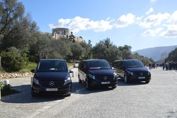 Athens Private Transfer: Central Athens Hotel to Piraeus Port