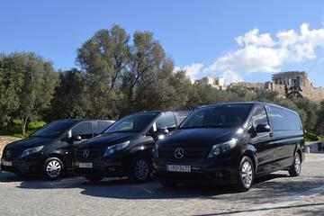 Athens Private Transfer: Piraeus Port to Central Athens Hotel
