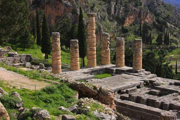 Delphi: A Day Tour at the Navel of...