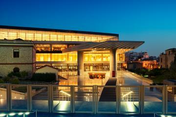 Escape das filas: Excursão guiada pelo Novo Museu da Acrópole de...