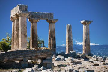 Excursión por la costa de Atenas: Tour privado por la antigua Corinto