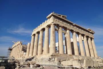 Excursion d'une journée à Athènes...