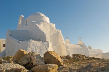 Excursion de 2jours à Mykonos au départ d'Athènes
