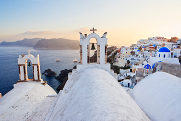 Experiencia de 2 días en Santorini...