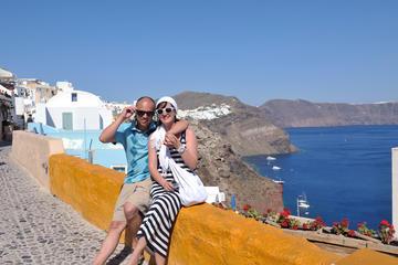 Experiencia de 2 noches independiente en Santorini desde Atenas