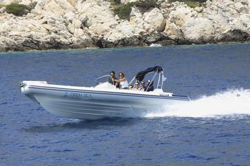 Full-Day RIB Boat Tour of Aegina Island from Athens