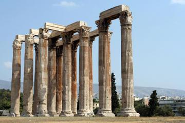 Recorrido por Atenas con guía que habla español