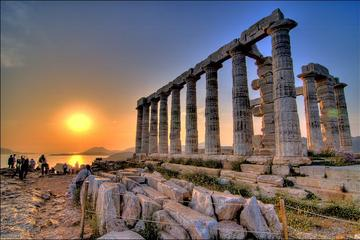Sunset Tour: Cape Sounion Private Half Day Tour from Athens