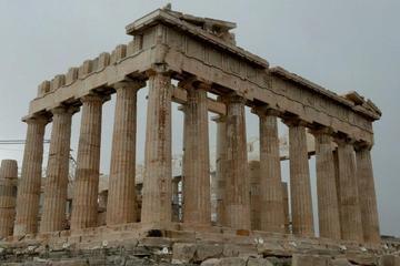 Tour privado: Visita turística de medio día a Atenas y Museo de la...