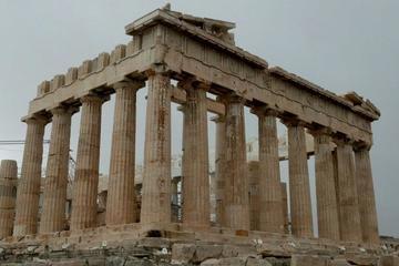 Tour privato: tour di mezza giornata con giro turistico di Atene e il