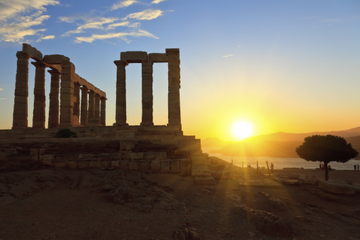 Visite de la ville d'Athènes avec guide francophone