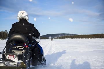Ice Fishing Safari to Lake from...