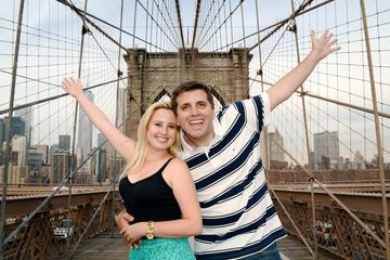 Promenade privée à pied dans New York avec un photographe personnel