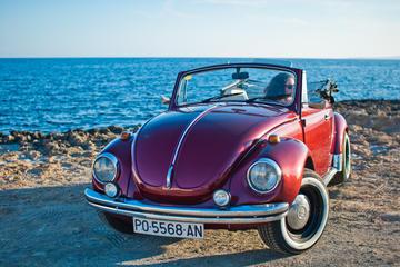 Klassische Tour durch Mallorca im Cabrio