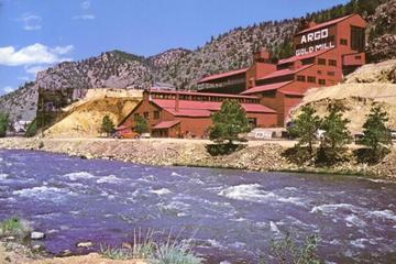 Day Trip ARGO Mill Tour near Idaho Springs, Colorado