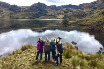Cajas National Park Group Tour