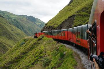 Private Tour of the Devil's Nose Train and Ingapirca Ruins