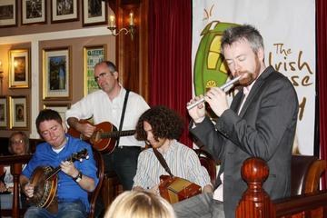"Dublin traditionelt irsk ""House Party"", inkl. middag og show"