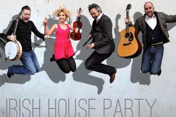 Irish House Party a Dublino con cena e spettacolo