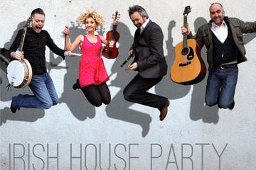 """Tradisjonelt """"Irish House Party"""" i Dublin, inkludert middag og show"""