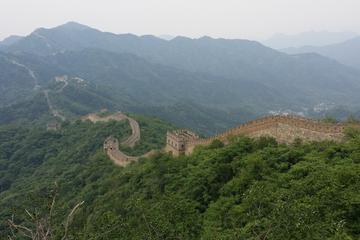 Mu Tian yu Great Wall tour