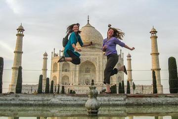 1 Day Delhi and 1 Day Agra Tour From Delhi with Taj Mahal