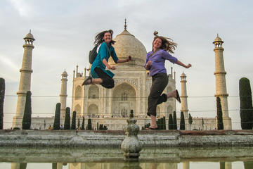 Day Trip to World's Greatest Monument of Love - Agra Tour from Delhi