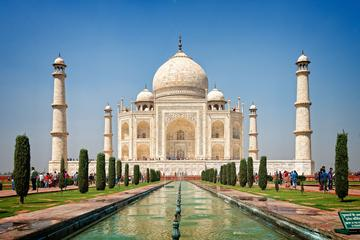 Delhi Agra and Jaipur in 3 Days