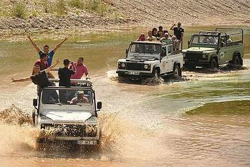 Jeep Safari from Antalya on Taurus...