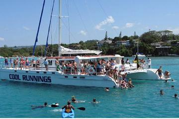 Catamaran Booze Cruise And Shopping