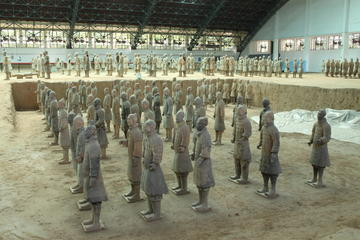 Half-Day Tour: Terracotta Warriors...