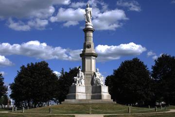 Heldagstur fra Washington DC til Gettysburg